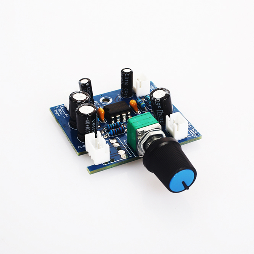 Buy Generic Audio Amplifier Board Dc Power 18 Stereo Tda2822 Circuit Output Maximum 15w Can Be Connected To 02w 5w Speaker 100 New And High Quality Built In Tda2822m