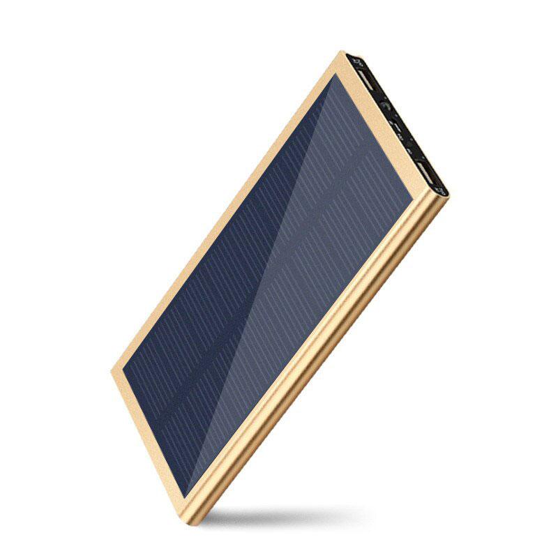 Solar Charging Panel External Charger Dual USB Port Power Bank DIY Assembly Set
