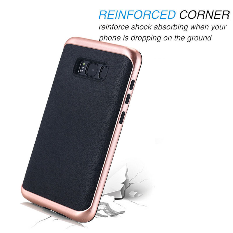 Hybrid-Shockproof-Protective-Soft-Back-Cover-for-Samsung-Galaxy-S8-S8-Plus-Case