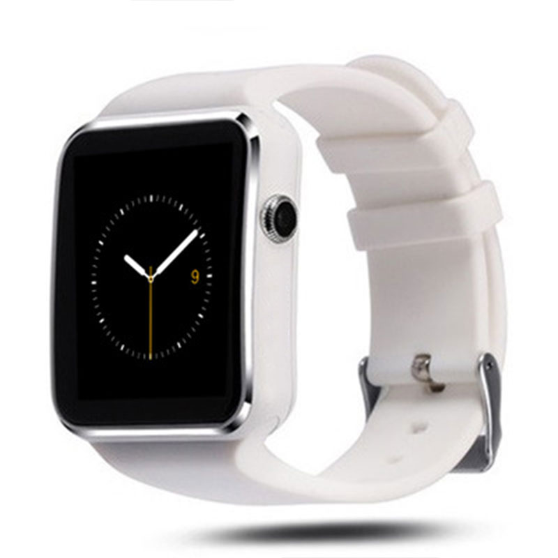 B759-NewestX6BluetoothSmartWatchSIMGSM-Wrist-Phone-Mate-For-iPhone-Andorid-CA