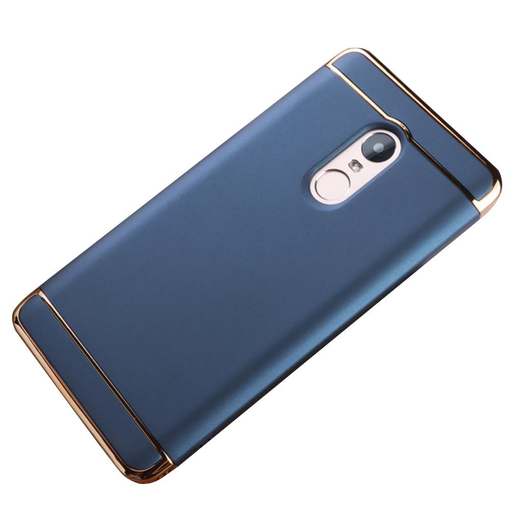 9E66-ShockproofElectroplateHardBumperHybridCaseCoverfor-Xiaomi-Redmi-Note-4-3