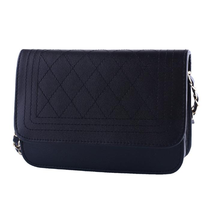 437e88cb46 Hot Korean Lady Women Hobo PU Leather Messenger Handbag Shoulder Bag Totes  Purse ...