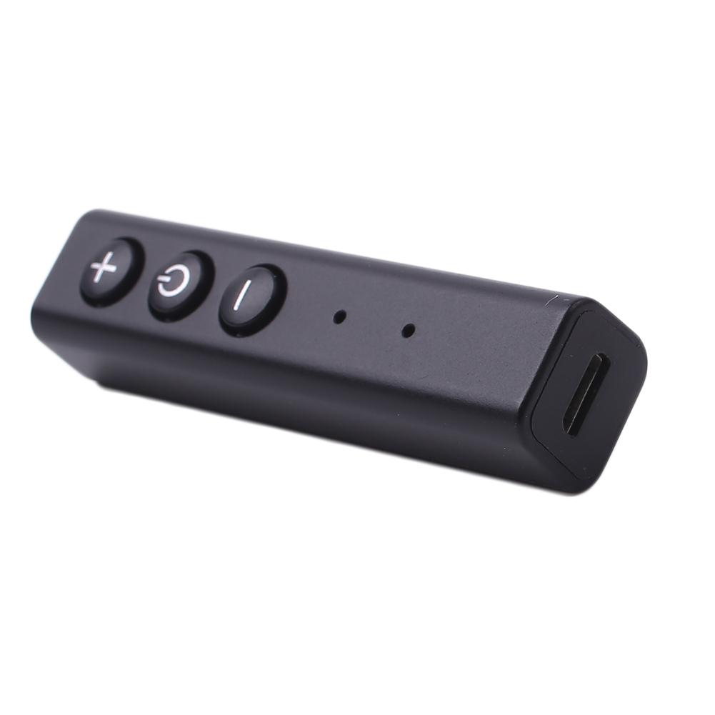 KKMall 3 5mm Car Bluetooth 4 0 Handsfree Kit Audio Music Receiver Clip Type  Speaker | PrestoMall - Headphones & Earphones