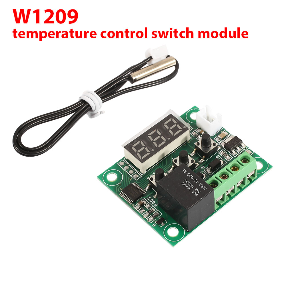 Ffbf 50 110c Pc Diy Temperature Control Switch Electronic Board How To Build Controlled 3 Sur 8
